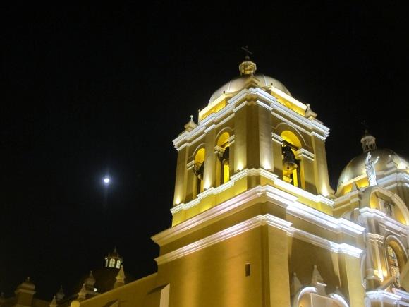 the main church in trujillo.