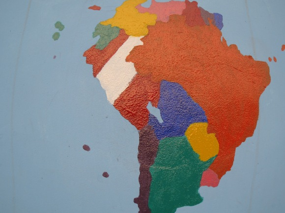 peru on our world map.